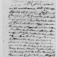 Samuel Culper to Benjamin Tallmadge, July 15, 1779